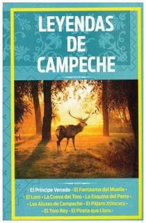 Libro Leyendas De Campeche, Nuevo, Disponible