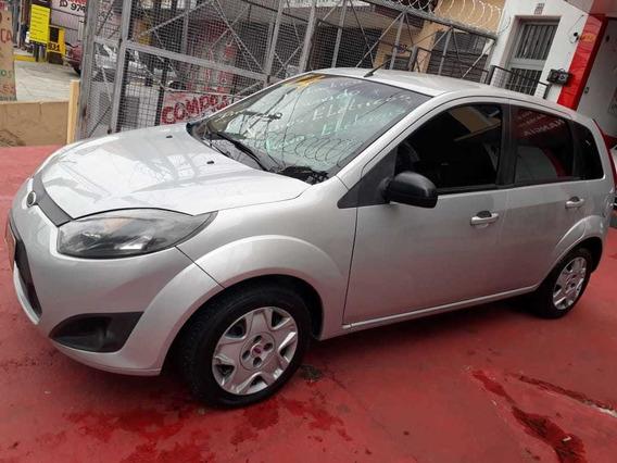Ford - Fiesta 1.0 - 2014 - Completo - Troco - Financio