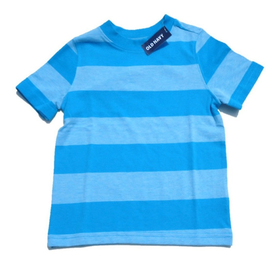 Playera Old Navy Rayada