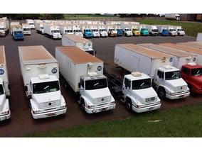 Caminhão Mb 1620 6x2 Financiamos Para Primeiro Caminhão 50%