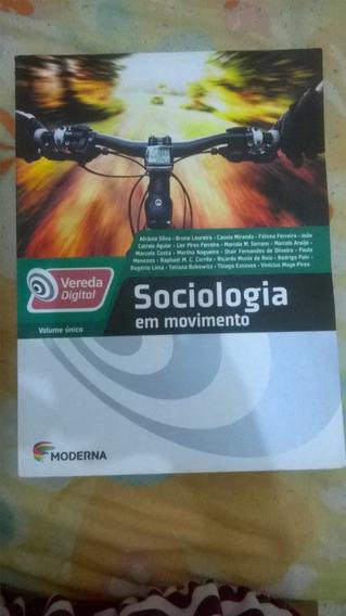 Vereda Digital Sociologia Em Movimento(volume Único)