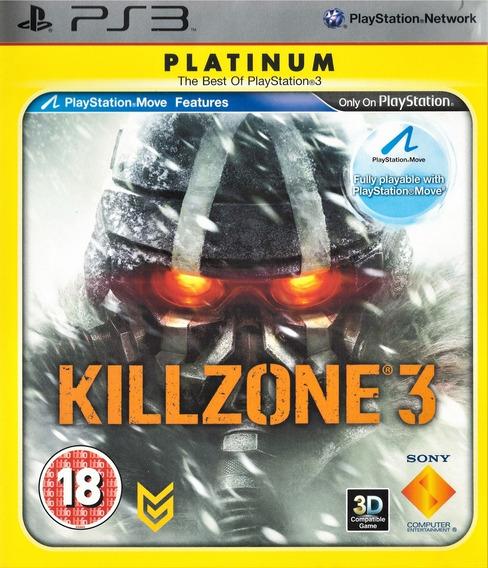 Game - Killzone 3 - Ps3