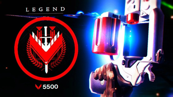 Rank Glória Lenda / Legend 5500 24h - Destiny Pc, Ps4, Xbox
