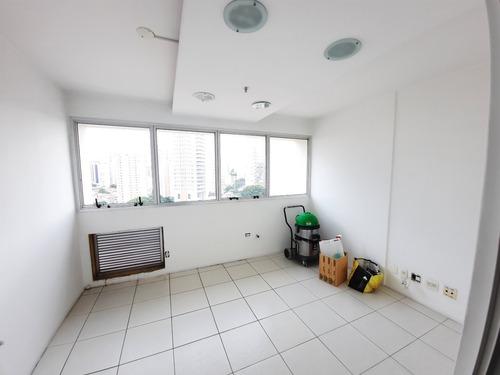 Sala Para Aluguel, 1 Vaga, Água Branca - São Paulo/sp - 1111