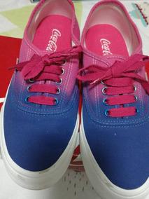 Tênis Coca Cola Kicks Ombré Bicolor Feminino