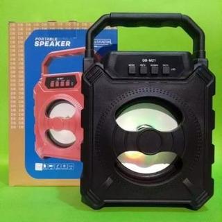 Parlante Bluetooth Small Speaker Db-m21