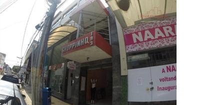 Salas Comerciais Com 20m² Cada - Shopinho Glória Vila Velha