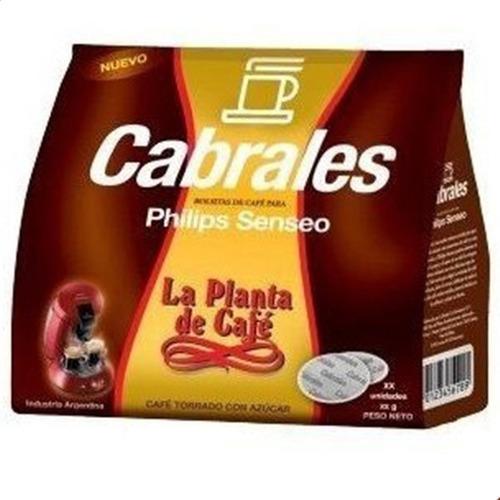 Imagen 1 de 7 de Capsulas Senseo La Planta Cafe