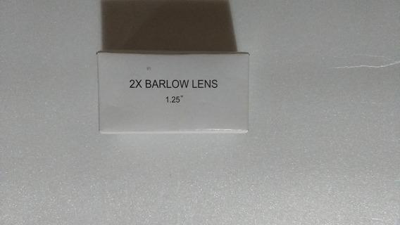 Barlow 2 X Para Barril De 1,25 Polegadas Na Caixa!!