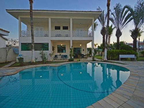 Casa Residencial À Venda, Acapulco, Guarujá. - Ca0183 - 34710251