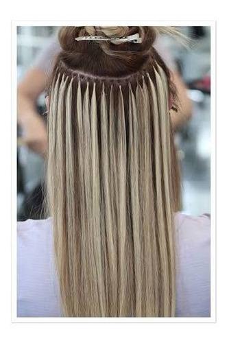 Imagem 1 de 3 de Colocação De Mega Hair/ Aplique De Cabelo