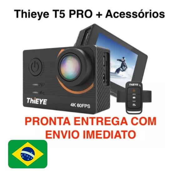 Câmera Thieye T5 Pro Á Pronta Entrega No Brasil 4k60fps Eis