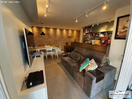 Apartamento Para Venda Em São Paulo, Cidade Monções, 2 Dormitórios, 1 Suíte, 2 Banheiros, 1 Vaga - 12924_1-1729069