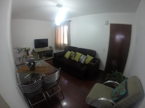 Apartamento Em Vila Figueira, Suzano/sp De 54m² 2 Quartos À Venda Por R$ 190.000,00 - Ap877985