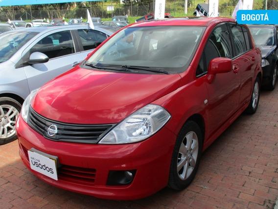 Nissan Tiida Premium Fe 1.8 Aut 5p 2012 Mbz079