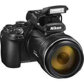 Câmera Nikon Coolpix P1000 P - 1000 125x Zoom Optico Wi-fi