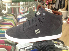 Tênis Dc Shoes Lançamento Original Modelo Crisis High