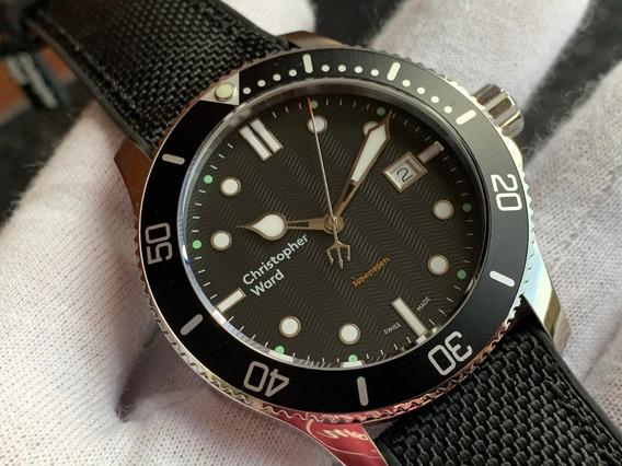 Relógio Christopher Ward C60 Trident 300 Quartz