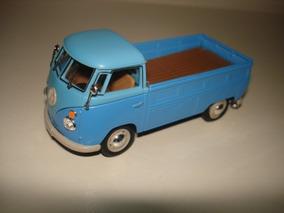 Vw Kombi Pickup Germany Cararama Escala 1/43