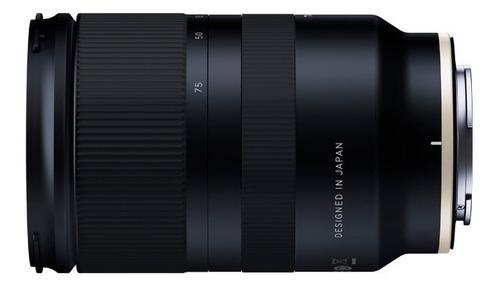Imagen 1 de 4 de Lente Tamron 28-75mm F/2.8 Di Iii Rxd Para Sony (entrega Inm