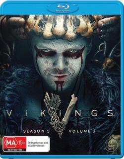 Blu-ray Vikingos Temporada 5 Parte 2