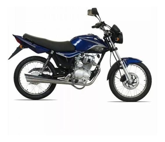 Motomel Cg S2 150 Rayos/disco 18ctas$3.891 Motoroma