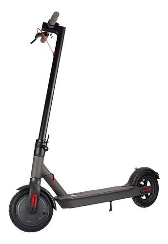 Scooter Eléctrico To Pro Eco / Sport - Negro