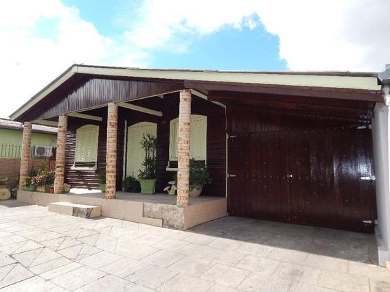 Casa Com 3 Dormitórios À Venda, 110 M² Por R$ 310.000,00 - Jardim Universitário - Viamão/rs - Ca0038