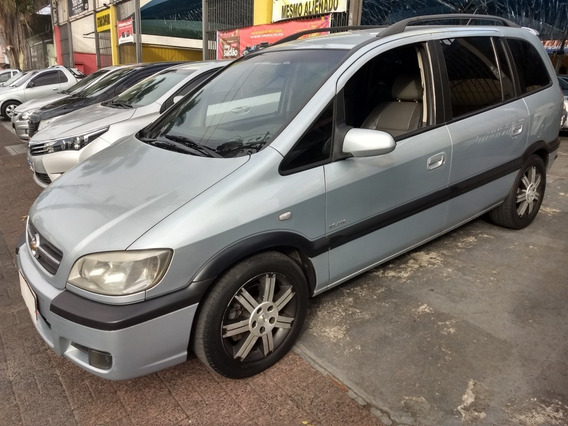 Gm Zafira Elite 2.0 Flex 2008