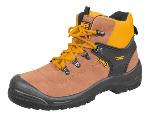 Zapato Bota Trabajo Ingco Puntera Reforzado