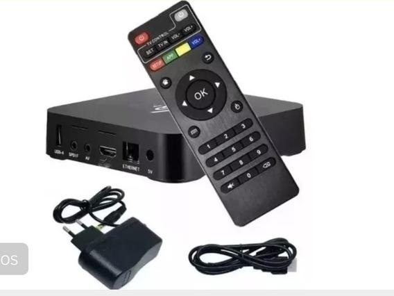 Smart Tv Conversor Box Tv 16gb 3gb Ram Android 9.0
