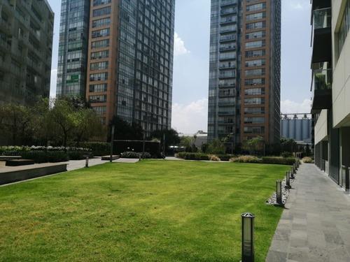 Departamento Amueblado En Parques Polanco