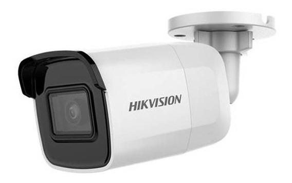 Câmera Ip Hikvision Ds-2cd2121g1-i 2mp 2,8mm 30m Cart. Sd