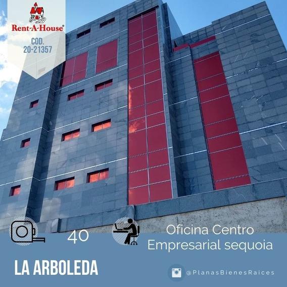 Oficina En Venta En Maracay, La Arboleda 20-21357 Scp