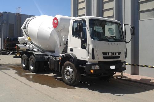 Alquilo Camion Mixer Hormigonero 6x4 8x4 De 8 M3 Y 10 M3
