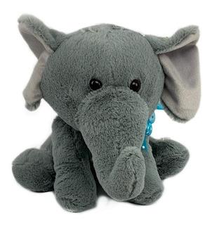 Peluche Elefante Flufy 25cm Precio De Mayoreo Baby Shower