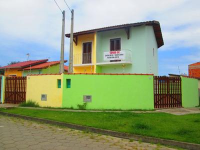 Sobrado Novo Em Bairro Residencial - Financie - Use O Fgts