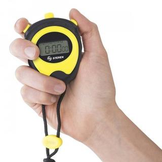 Paquete 10 Cronometro Deportivo Resistente Al Agua
