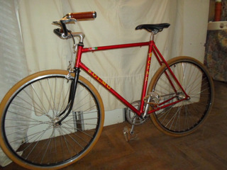 Bicicleta Rodado 28 *****la Ferrari*****