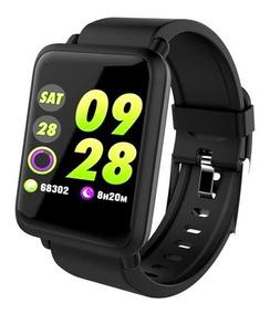 Smartwatch Relógio M28 Ip68 Pressão Arterial Sono Frequenci