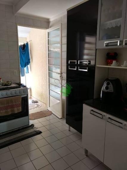 Casa Em Condomínio Assobradada Para Venda No Bairro Conjunto Residencial Vista Verde, 2 Dorm, 1 Suíte, 2 Vagas, 95 M, 120 M - 1099