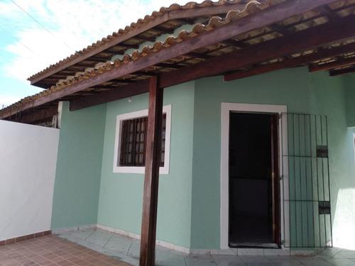 Imagem 1 de 16 de Casa Com 2 Dormitórios À Venda, 58 M² Por R$ 230.000,00 - Belas Artes - Itanhaém/sp - Ca1278