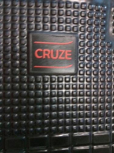 Juego Completo De Alfombras Chevrolet Cruze (k0187)