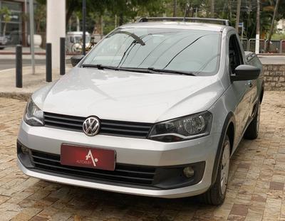 Volkswagen Saveiro 1.6 Mi Trendline Cs 8v Flex Manual - 2015