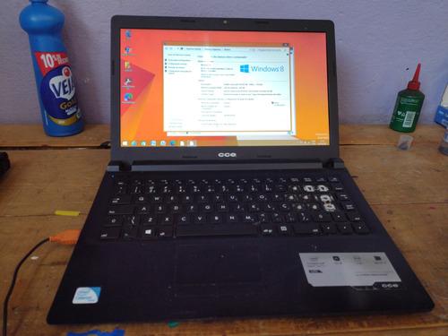 Notebook Você Ultra Ruim U25 Carcaça Quebrada