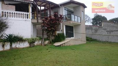 Chácara Residencial À Venda, Jardim Califórnia (ouro Fino Paulista), Ribeirão Pires. - Ch0001