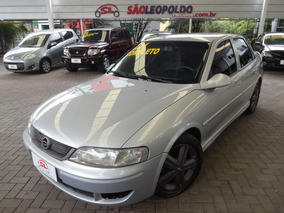 Chevrolet Vectra Exp 2.0 2004 Prata Gasolina