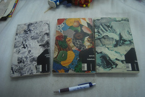 Lote 3 Livros - Valter Hugo Mãe