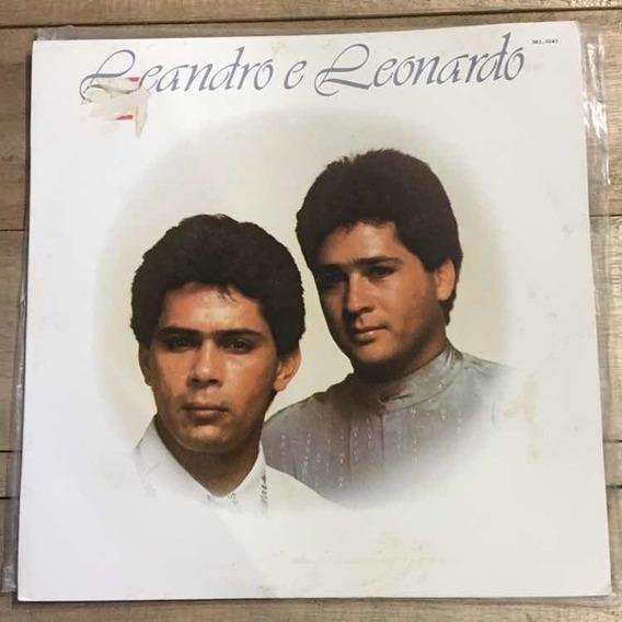 Lp Leandro E Leonardo 1989