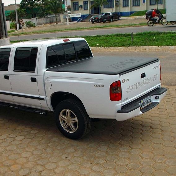 Capota Rigido Tampao Maritimo Nautica Chevrolet S-10 2002